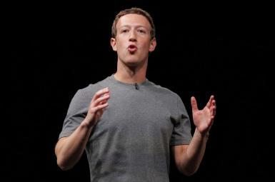 مارک زاکربرگ، رئیس و بنیانگذار فیسبوک