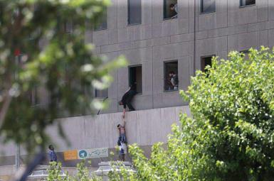 عملیات انتحاری در تهران