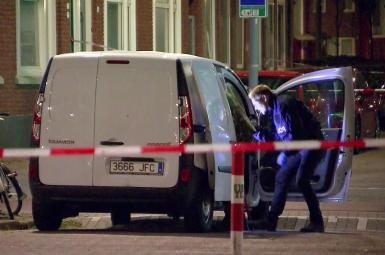 مظنون تهدید تروریستی روتردام