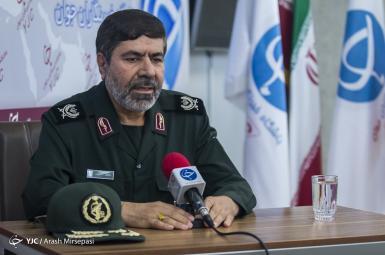رمضان شریف، سخنگو و مسؤول روابط عمومی سپاه پاسداران