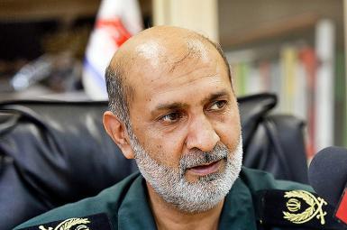 رسول سناییراد، معاون سیاسی سپاه پاسداران