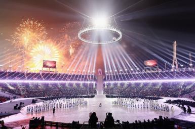 المپیک زمستانی ۲۰۱۸ پیونگچانگ در کره جنوبی