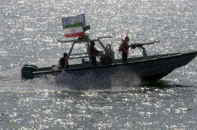 قایق مسلح نیروی دریایی سپاه پاسداران