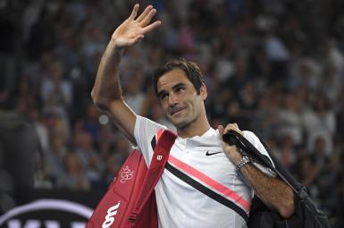 راجر فدرر، قهرمان تنیس اپن ملبورن شد