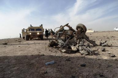 حمله انتحاری در ولایت هلمند افغانستان