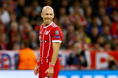 آرین روبن، ستاره هلندی تیم فوتبال بایرن مونیخ