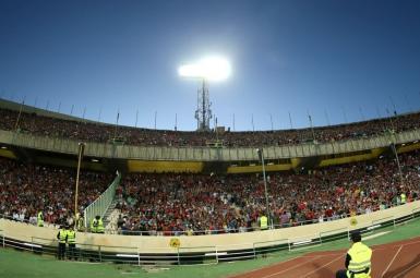 ورزشگاه یکصدهزار نفری آزادی