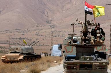 تصرف نیمی از غوطه شرقی توسط نیروهای دولتی سوریه