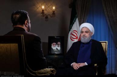 حسن روحانی در گفتوگوی تلویزیونی