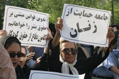 متهم شدن بازداشتیهای روز زن به «اقدام علیه امنیت ملی»