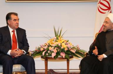 محیالدین کبیری رهبر حزب مقاومت اسلامی تاجیکستان و روحانی