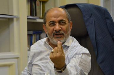 محسن رفیقدوست، از سرداران سپاه و مشاور رهبر جمهوری اسلامی در امور نظامی