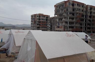 بیماری سالک در نقاط زلزلهزده کرمانشاه