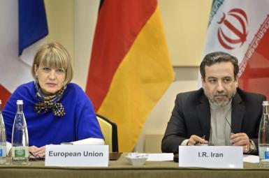 مذاکرات« سطح بالای ایران و اتحادیه اروپا»