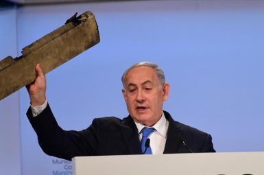 بنیامین نتانیاهو، نخست وزیر اسرائیل گفته است که کشورش در صورت لزوم نه تنها بر علیه همپیمانان ایران که علیه خود ایران وارد عمل خواهد شد.