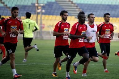 رقابت های فوتبال باشگاههای برتر ایران