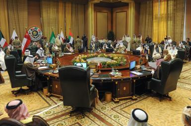 نشست وزیران خارجه کشوهای عربی شورای همکاری خلیج فارس