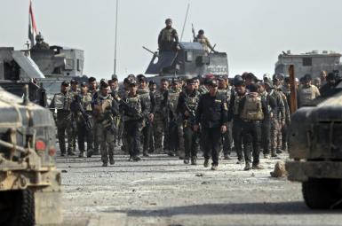 نیروهای عراقی ۴۰ چاه نفتی را از پیشمرگهها بازپس گرفتند