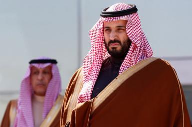 شاهزاده محمد بنسلمان ولیعهد عربستان