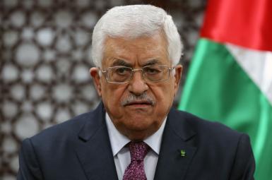 محمود عباس، رهبر تشکیلات خودگردان فلسطین