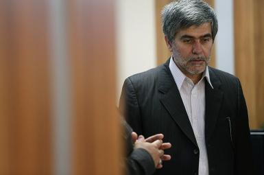 Fereydoun Abbasi, former head of Iran's Atomic Energy Organization. FILE
