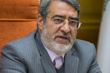 Interior Minister Ablolreza Rahmani Fazli. FILE