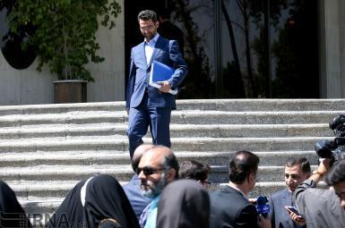 محمدجواد آذریجهرمی، وزیر ارتباطات و فناوری اطلاعات جمهوری اسلامی ایران