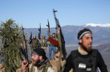 افزایش درگیری در عفرین سوریه