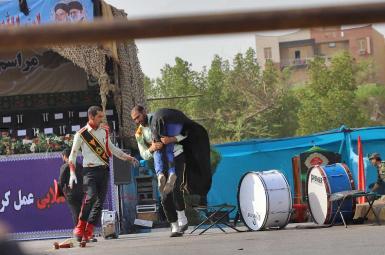 حمله تروریستی ۳۱ شهریورماه به رژه نیروهای مسلح در اهواز