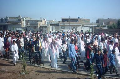 مبارزات مردم عرب در ايران