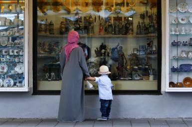 مهاجران مسلمان در آلمان