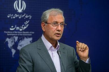 Ali Rabiei, spokesman of Iran's presidential administration. FILE
