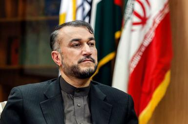 Hossein Amir-Abdollahian, Islamic Republic's foreign minister. FILE PHOTO