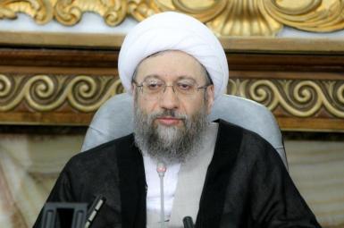 صادق آملی لاریجانی، رییس قوهقضاییه