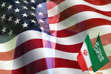 نگاهی که آمریکا به سعودی و ایران دارد