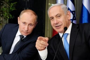 نتانیاهو دیدار وی با پوتین