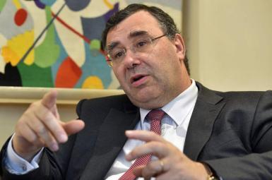 پاتریک پویانه، مدیر اجرایی شرکت نفت و گاز توتال فرانسه