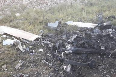 سقوط یک پهپاد جاسوسی اسرائیل در جنوب لبنان