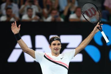 راجر فدرر قهرمان تنیس «اپن ملبورن» شد