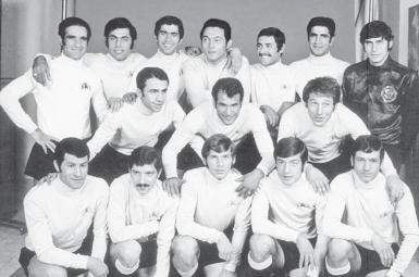 استقلال قدیمی ترین تیم ایران