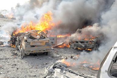 کشته شدن ۹ نفر در انفجار انتحاری بلندیهای جولان سوریه