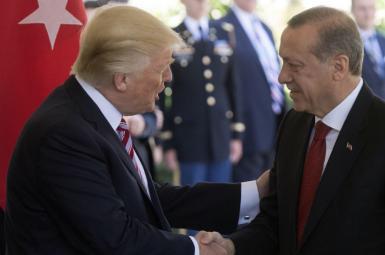 ترامپ به اردوغان