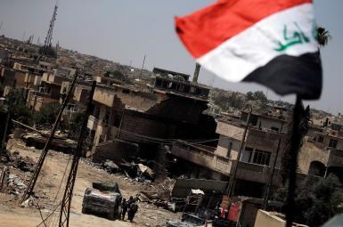 غارت منازل  مناطق آزاد شده در غرب این شهر عراق