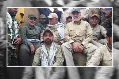 ابومهدی المهندس، معاون فرمانده شبهنظامیان حشدالشعبی در عراق
