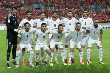 تیم ملی فوتبال ایران جام جهانی 2018
