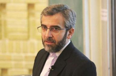 Ali Bagheri Kani, Iran's Deputy Foreign Minister for Political Affairs. FILE PHOTO