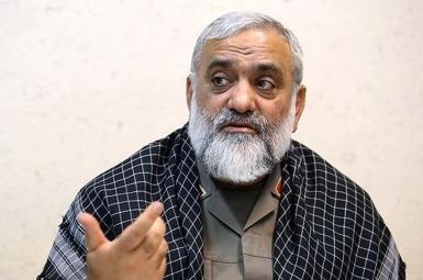 Brigadier-General Mohammad-Reza Naghdi. FILE