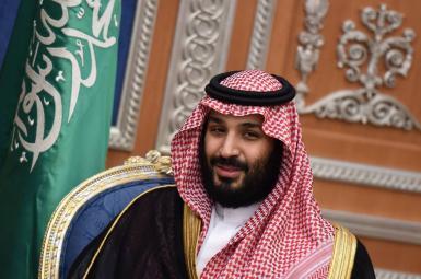 محمدبنسلمان، ولیعهد عربستان سعودی
