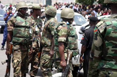 حمله سه بمبگذار انتحاری در شهر مایدوگوری در شمالشرقی نیجریه