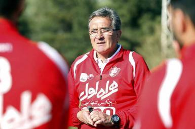 برانکو ایوانکوویچ، سرمربی تیم پرسپولیس تهران